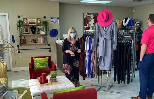 New boutique sells trendy womens clothing and shoes in Grandview