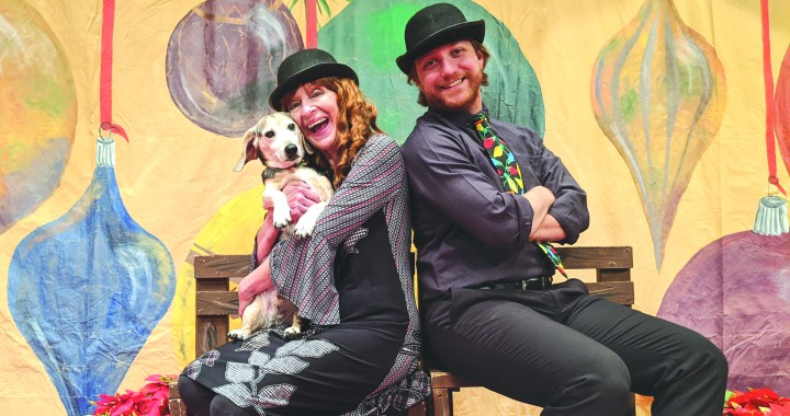 Martin City Melodrama presents Muttcracker Sweet thru January 3