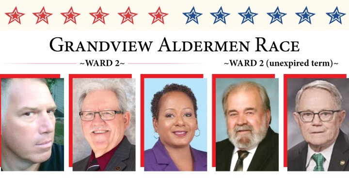 Know your Grandview Aldermen candidates for Ward 2