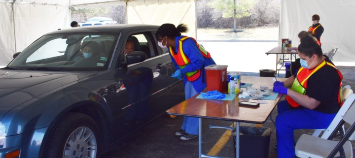 Drive-Thru Vaccination  Event @ Concord Fortress of Hope