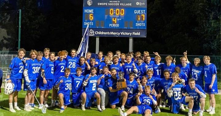 Rockhurst takes back KC lacrosse championship