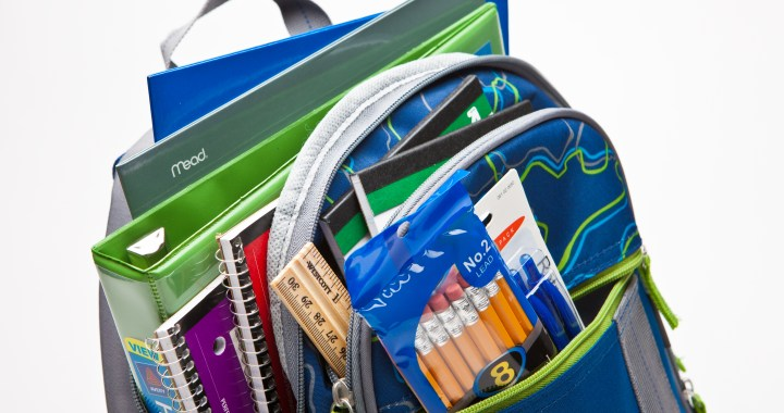 Operation Backpack provides giveaways to KCMO students