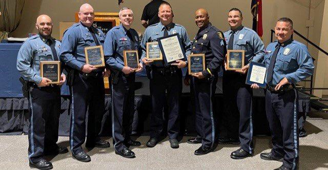 KC police officer given Missouri law enforcement's highest honor