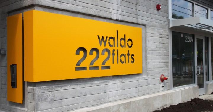 A tour of 222 Waldo Flats: living life in the heart of downtown Waldo