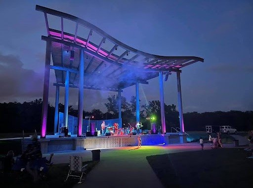 Grandview Amphitheater will host Bands on Byars