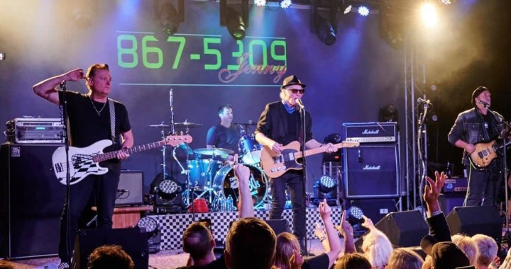 Performing with Tommy Tutone is an amazing experience, say M80s