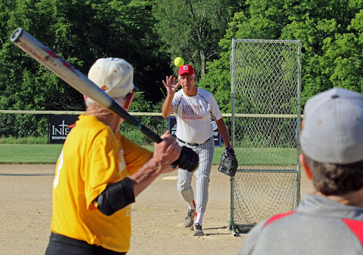 Softball league welcomes players in their 60s, 70s, 80s, even 90s
