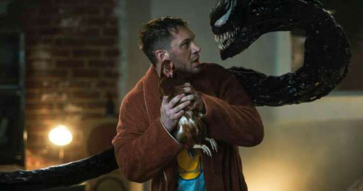 """Campy and violent, """"Venom: Let there Be Carnage"""" becomes weekend box office hit"""
