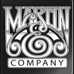 Martin and Company Advertising Logo