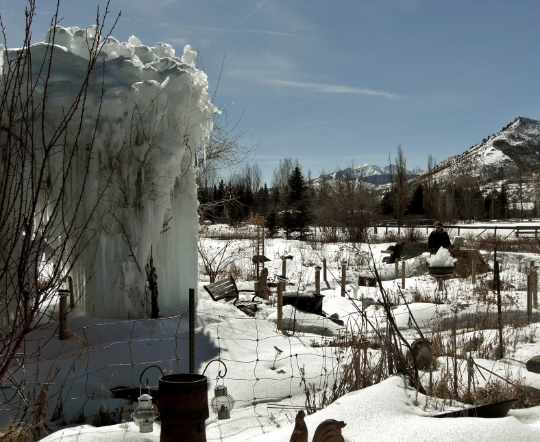 The Ice Palace, 7th Wonder of Woody Creek, Colorado