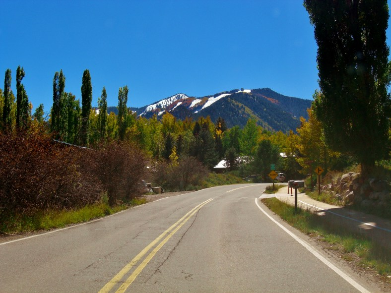 Aspen Mountain Road Trip and Hike