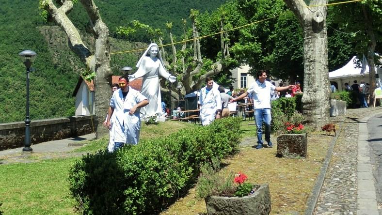 Fivizzano Festival, Lunigiana, Tuscany, Italy