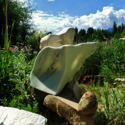Studio at Woody Creek. Colorado Yule Marble