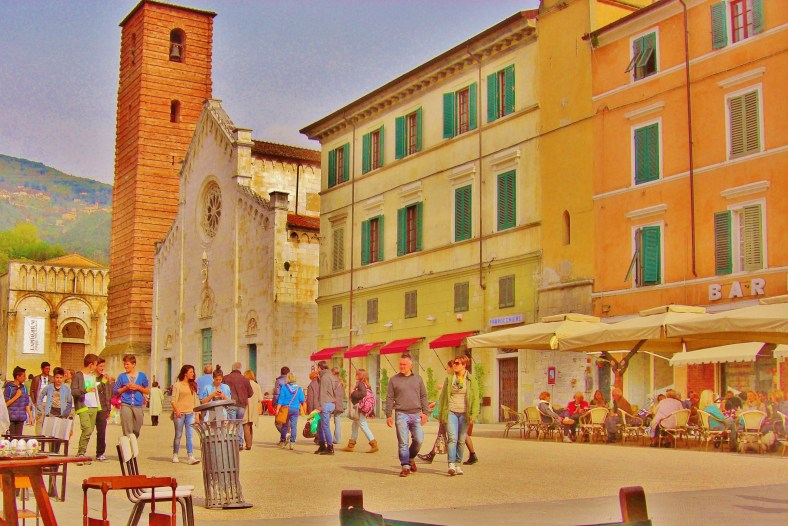 Postcard From Pietrasanta. Snapped by MARTIN COONEY