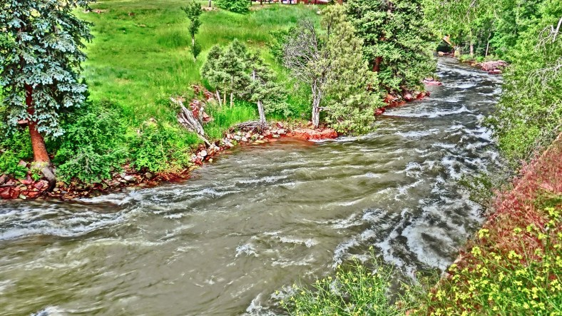 Roaring Fork River, Below Aspen
