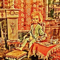 Postcard: The Formidable Lady Penelope, Secret Agent Extraordinaire.