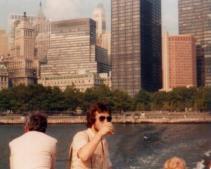 Martin Cooney, Ellis Island Ferry, New York City, 1979