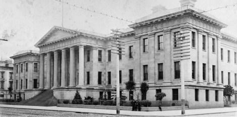 Treasury Building, San Francisco, California