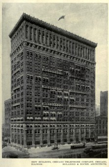 Telephone Building, Chicago, Illinois