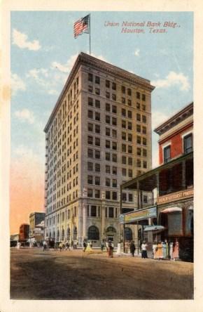 National Bank Building, Houston, Texas