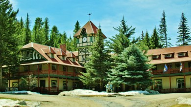 Redstone Inn, Redstone, Crystal River Valley, Along The Aspen Marble Detour, Colorado, by Martin Cooney