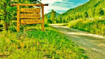 Chair Mountain Ranch 7, near Redstone Colorado, Along the Aspen Marble Detour
