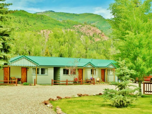 Redstone Cliffs Lodge 6, Redstone Colorado, Along the Aspen Marble Detour