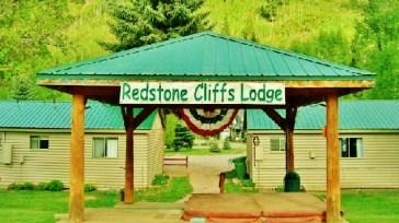 Redstone Cliffs Lodge 7, Redstone Colorado, Along the Aspen Marble Detour