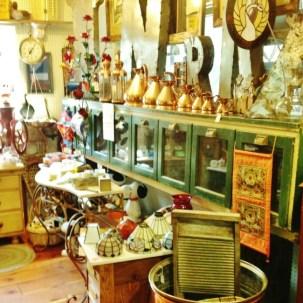 Redstone Colorado, Tiffany Antiques, interior 2, Along the Aspen Marble Detour