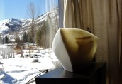 Ice Palace, Titanic, The Maiden Collection, Colorado Yule Marble Sculpture by Martin Cooney