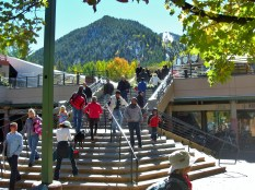 Aspen Mountain Road Trip and Hike