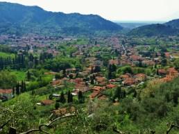 View fromCasoli, Tuscany, Italy