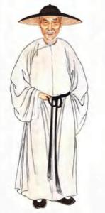 Qian Qian Yi pour La légende du mendiant de Changshu