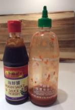 Sauces pour la SOUPE PHỞ