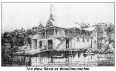 Quartier de Sydney Soupe Woolloomooloo