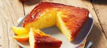 le Gâteau à l'orange