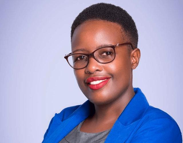 Doreen Nyanjura she's on a roll!