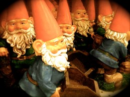 Group of gnomes
