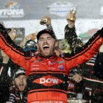 Dillon Capitalizes On Late Crashes To Win Daytona 500