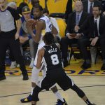 Golden State Warriors vs San Antonio Spurs