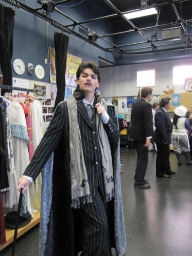 Ryan Schaefer as Aldolpho
