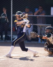 Alhambra Softball vs Concord High Photos by Mark Fierner Martinez News-Gazette