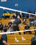 #17 Jackson Favors Alhambra Boy's Volleyball vs Concord High School Photos by Mark Fierner Martinez News-Gazette