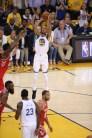 Golden State Warriors vs Houston Rockets Game 6 #34 Shaun Livingston Photos by Tod Fierner Martinez News-Gazette