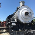 Martinez's short-lived railroad club kept SP 1258 in town