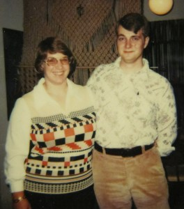 Young Vivian and Jeff