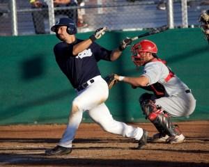 Martinez Clippers vs Napa Silverados Photo by Mark Fierner ( Martinez News-Gazette )