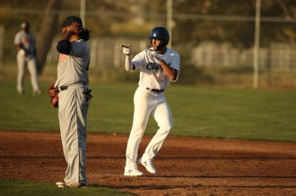 Martinez Clippers Opening Night vs Sonoma Stompers Baseball. #5 IF Trey Hunt Photos by Tod Fierner Martinez News-Gazette
