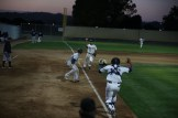 Martinez Clippers Opening Night vs Sonoma Stompers Baseball. Run down Photos by Tod Fierner Martinez News-Gazette