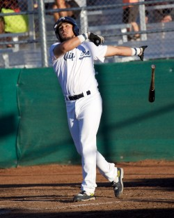 Martinez Clippers vs Vallejo Admirals Photo by Mark Fierner ( Martinez News-Gazette )